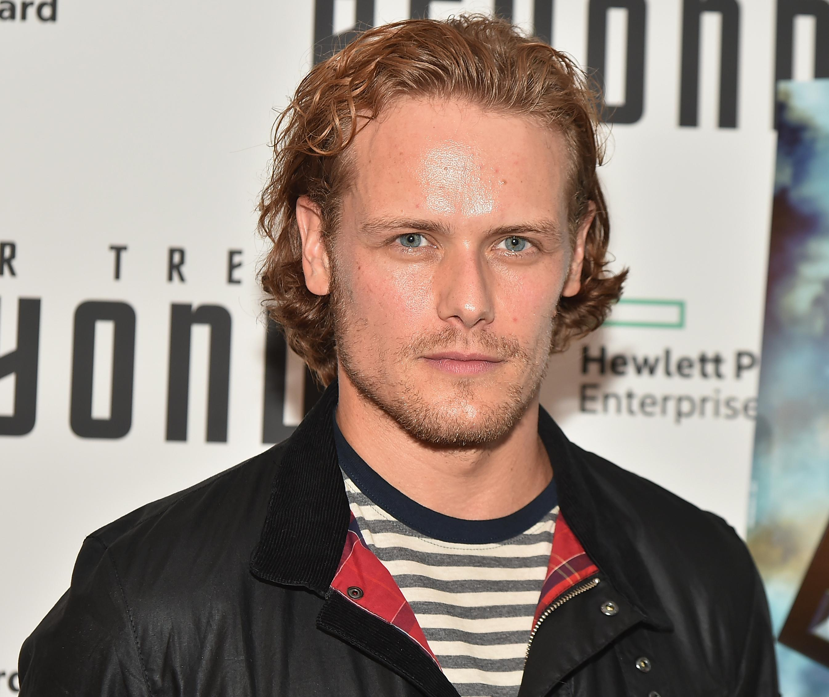Outlander' Star Sam Heughan Reveals How He Works Out Despite Crazy