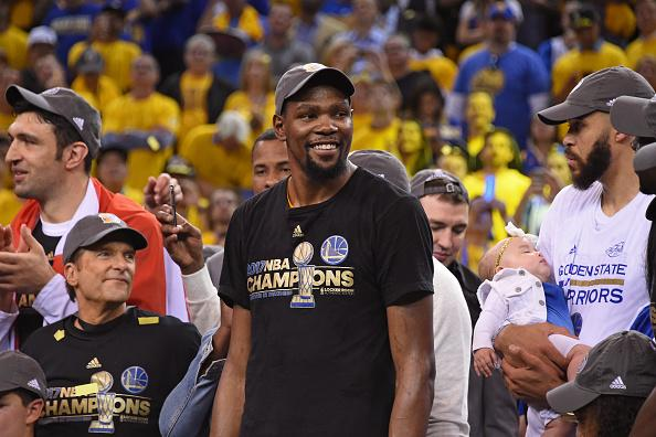 Kevin Durant Is Opting Out But Will Re-Sign With The Warriors