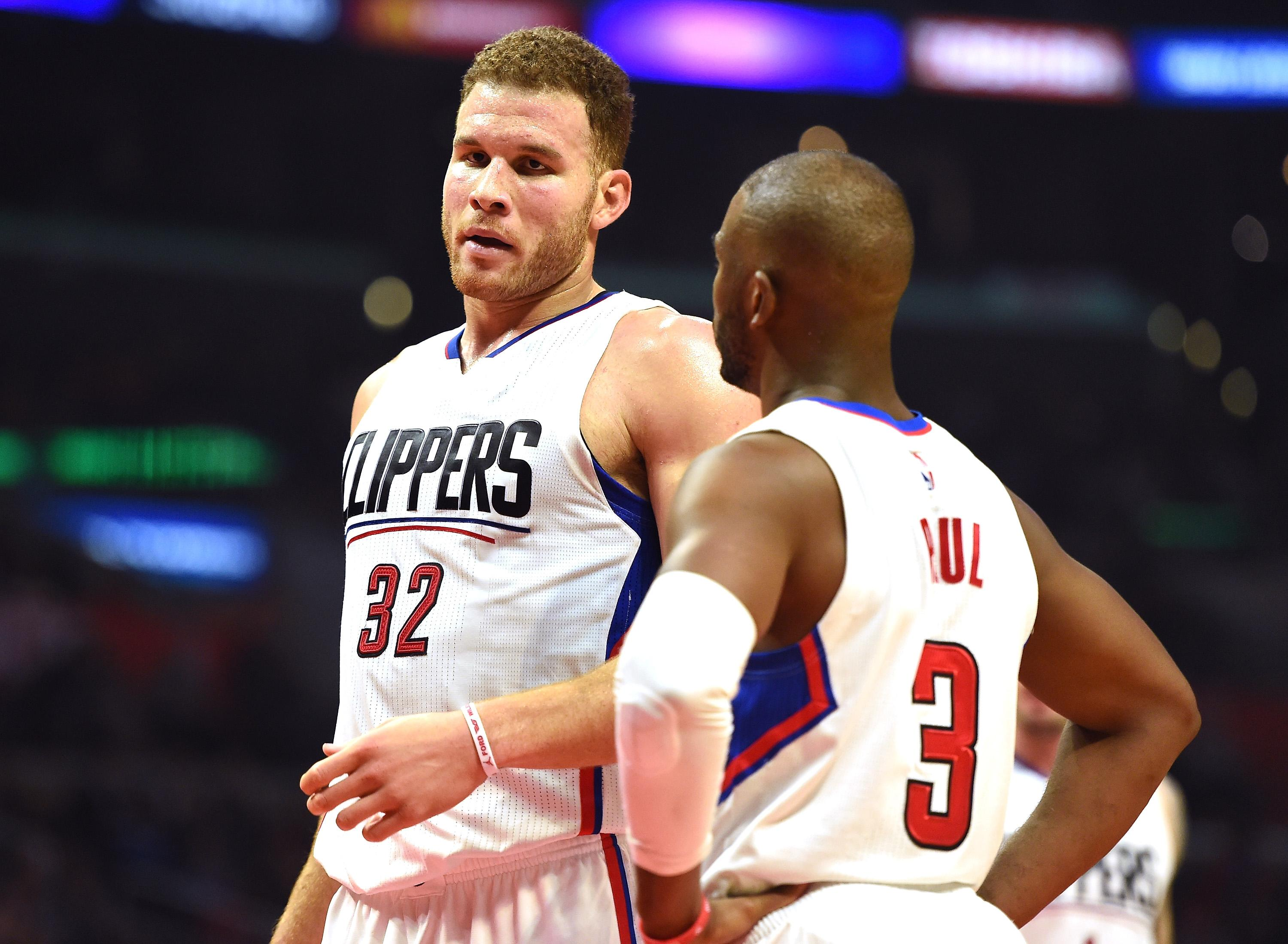 Blake Griffin visiting Suns on Saturday as free agency opens