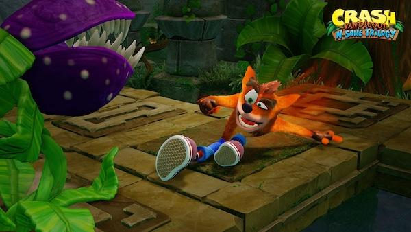 Crash Bandicoot N. Sane Trilogy is Available Now for PS4