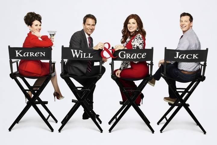 New promo for the Will & Grace revival gets the party started