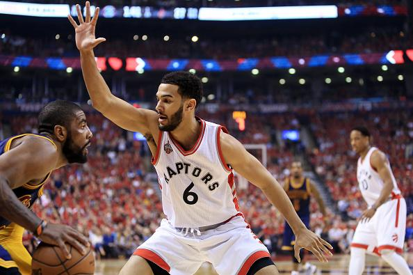 Raptors will trade Cory Joseph to IN  for CJ Miles