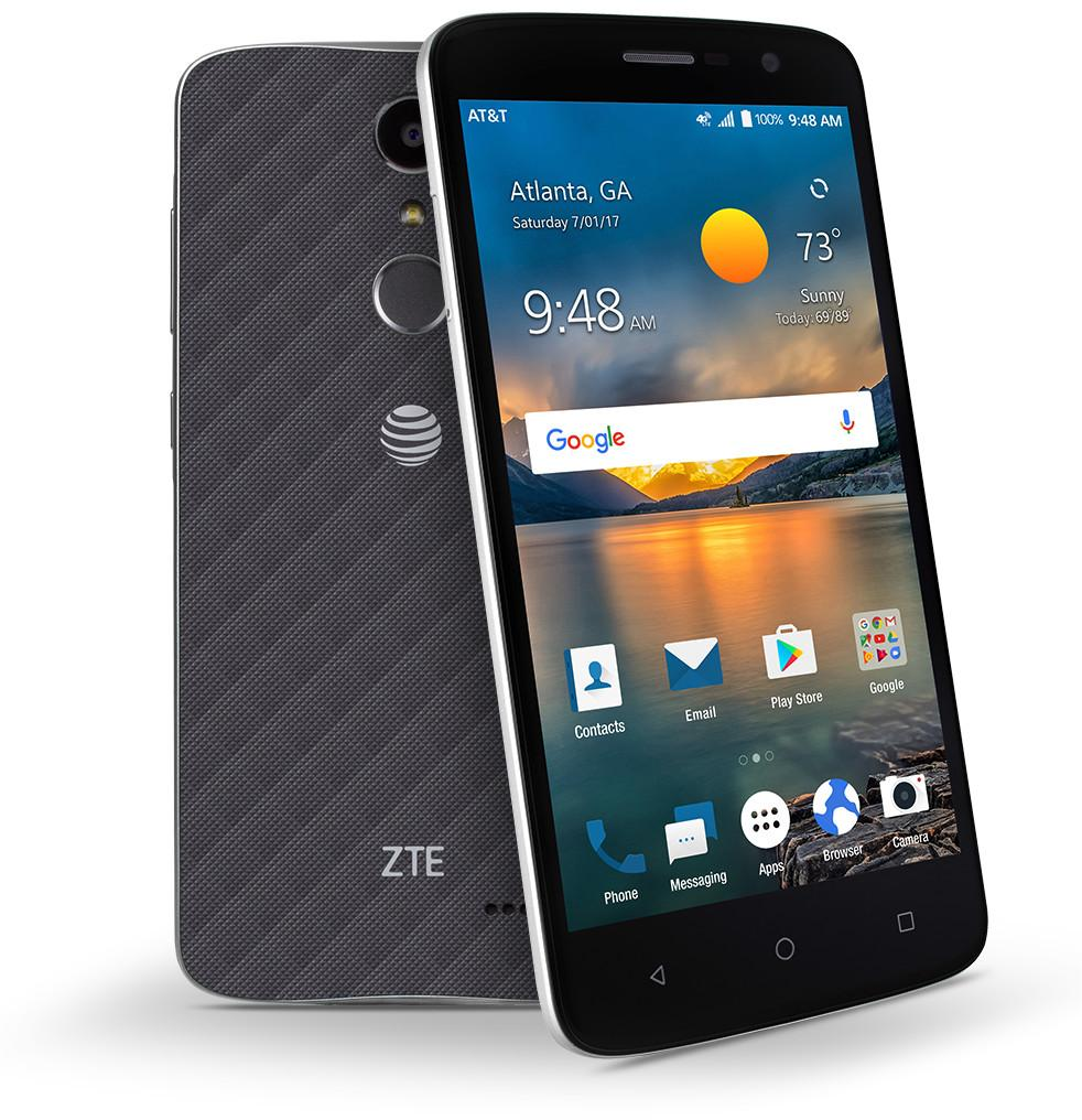 Value-Focused ZTE Blade Spark Extends Mobile Biometrics Revolution to More Customers