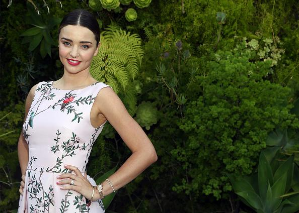 See The First Photos Of Miranda Kerr's Stunning Wedding Dress