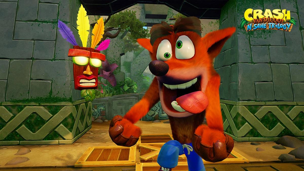 Dev confirms the Crash Bandicoot remaster is harder than the original