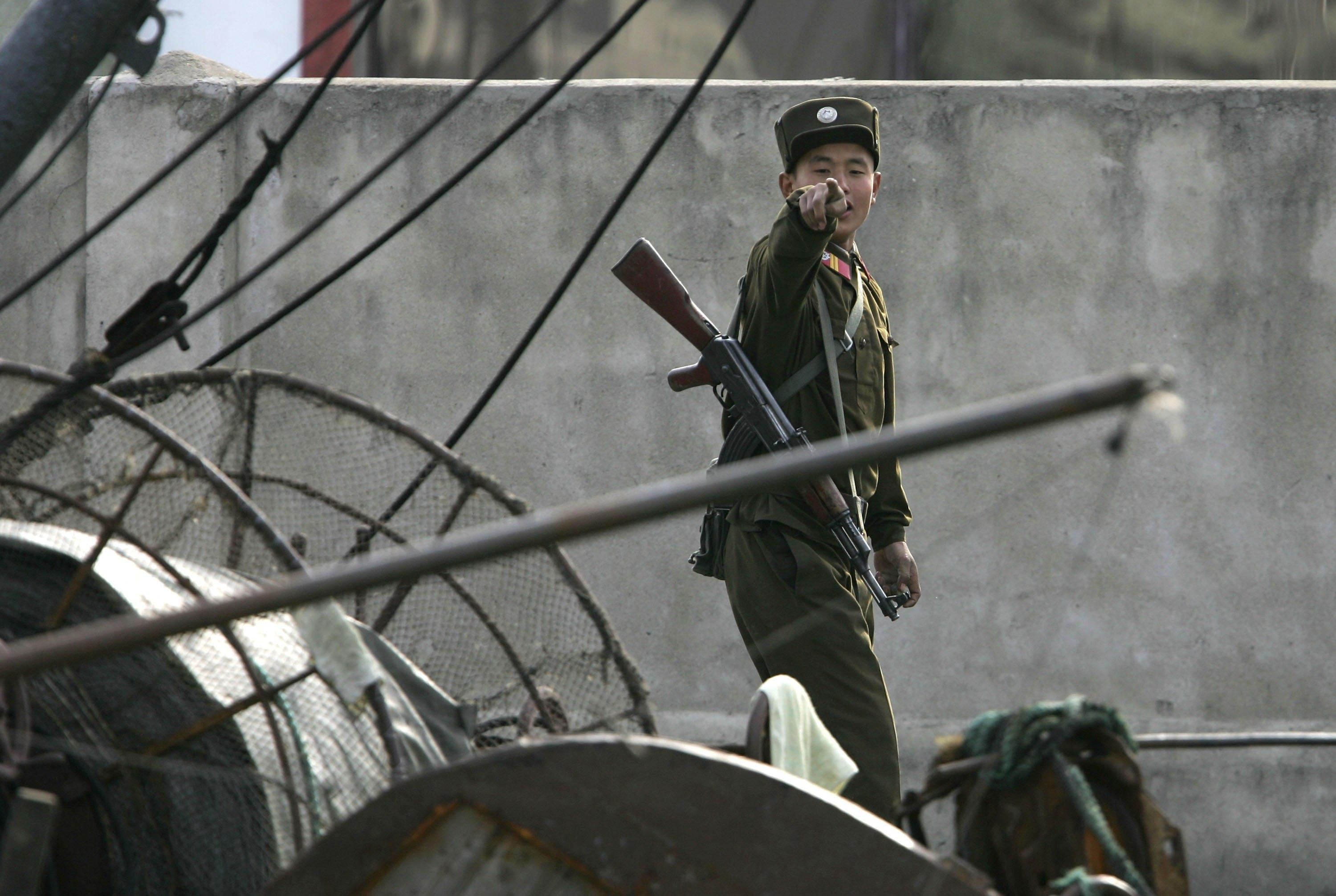 North Korea Has At Least 300 Mass Execution Sites And 47