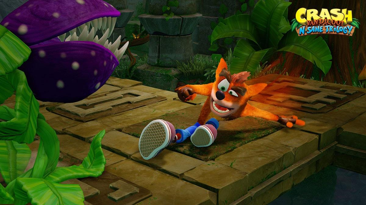 'Crash Bandicoot's' hardest ever level comes to the remaster