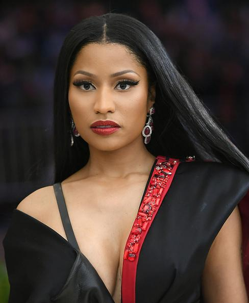 Nicki Minaj Joined Snapchat and She Has No Idea What She's Doing