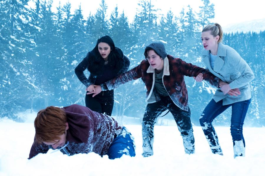 Riverdale Season 2 Trailer, Plus Season 1 Bloopers