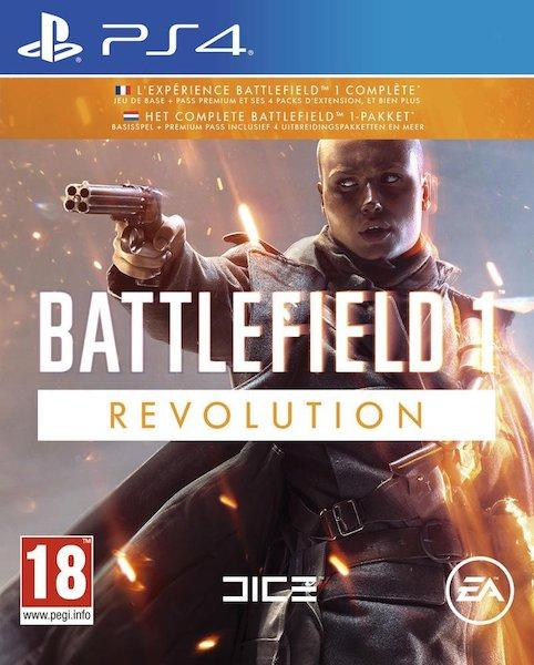 Battlefield 1 Revolution Edition leaks online, includes main game and season pass