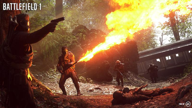 Battlefield 1 Could Be Getting A Special Revolution Edition
