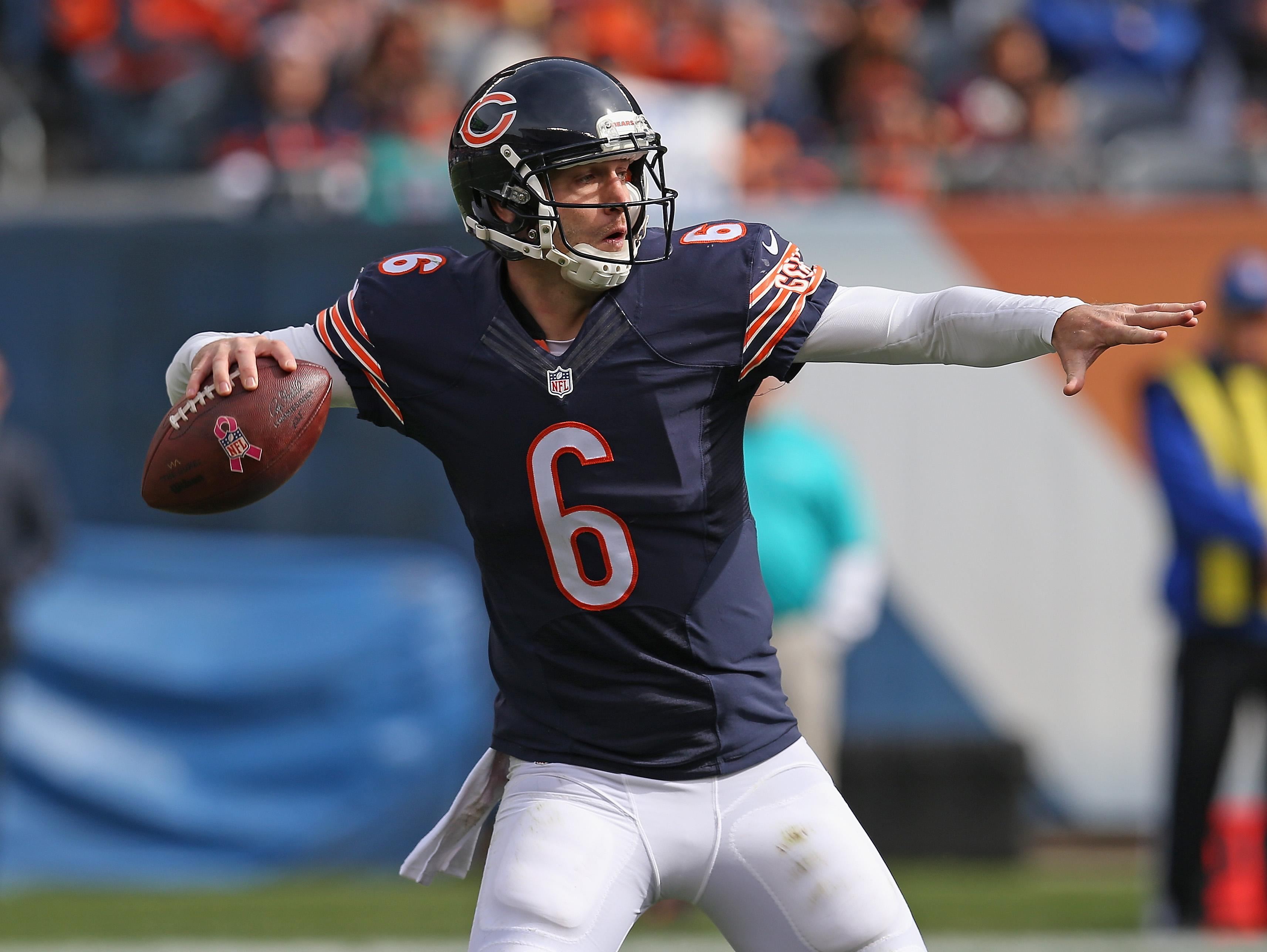 Jay Cutler joins Dolphins with 1-year deal, Tannehill injury looms