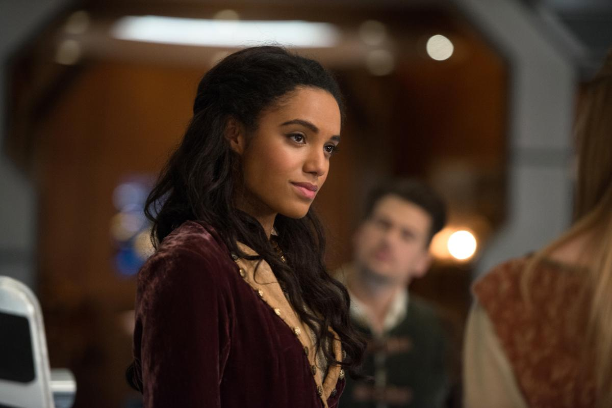 Maisie Richardson-Sellers as Amaya