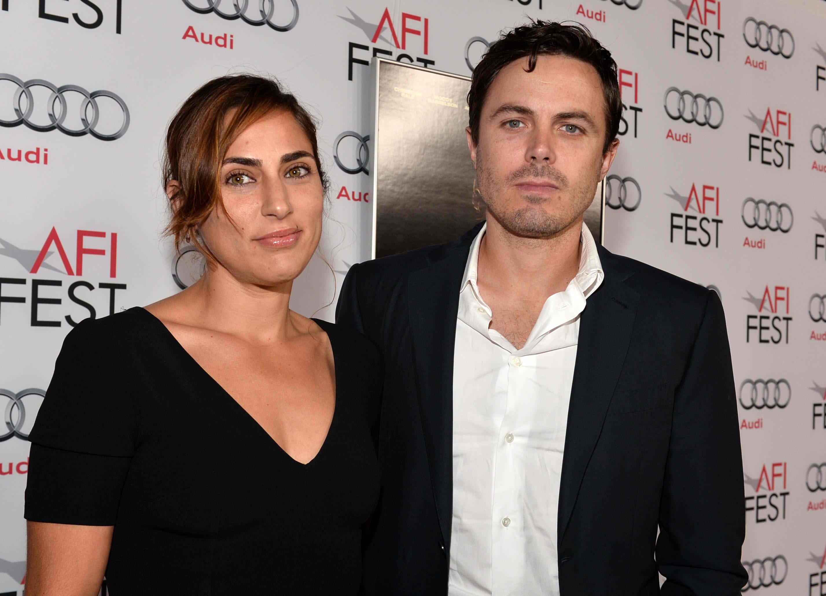 Joaquin Phoenix's Sister Files for Divorce from Ben Affleck's Brother