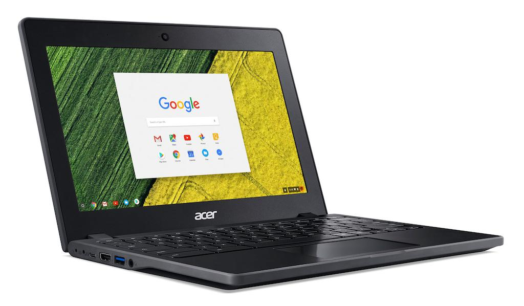 Acer Debuts Rugged Chromebook 11 C771