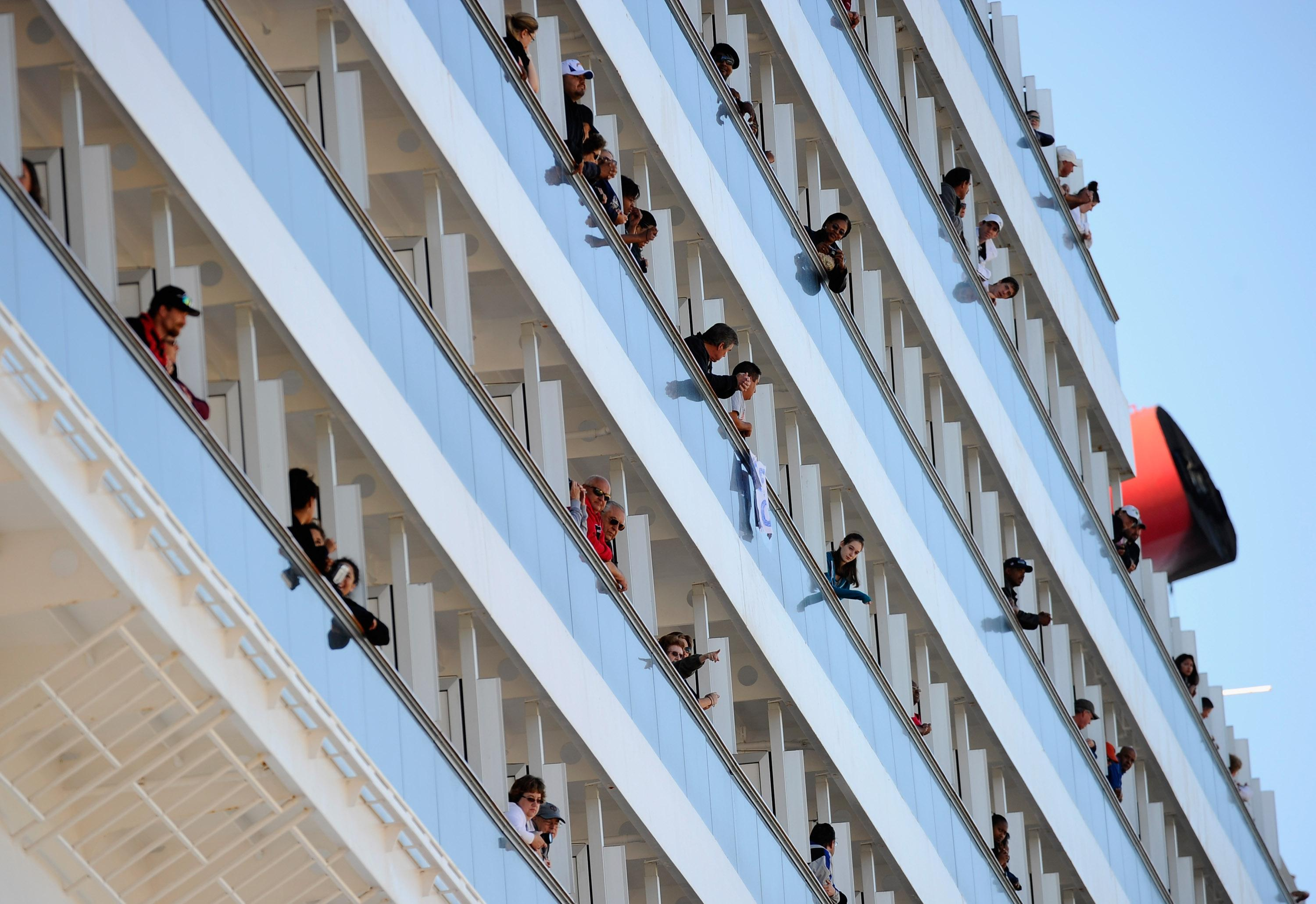 Norovirus sinks 91 passengers on first day of South Pacific cruise
