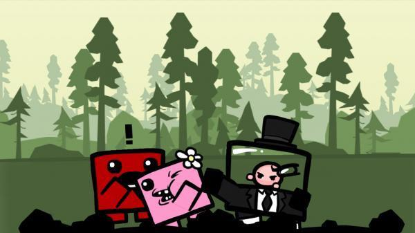 Are you down to play Super Meat Boy again on Nintendo Switch?