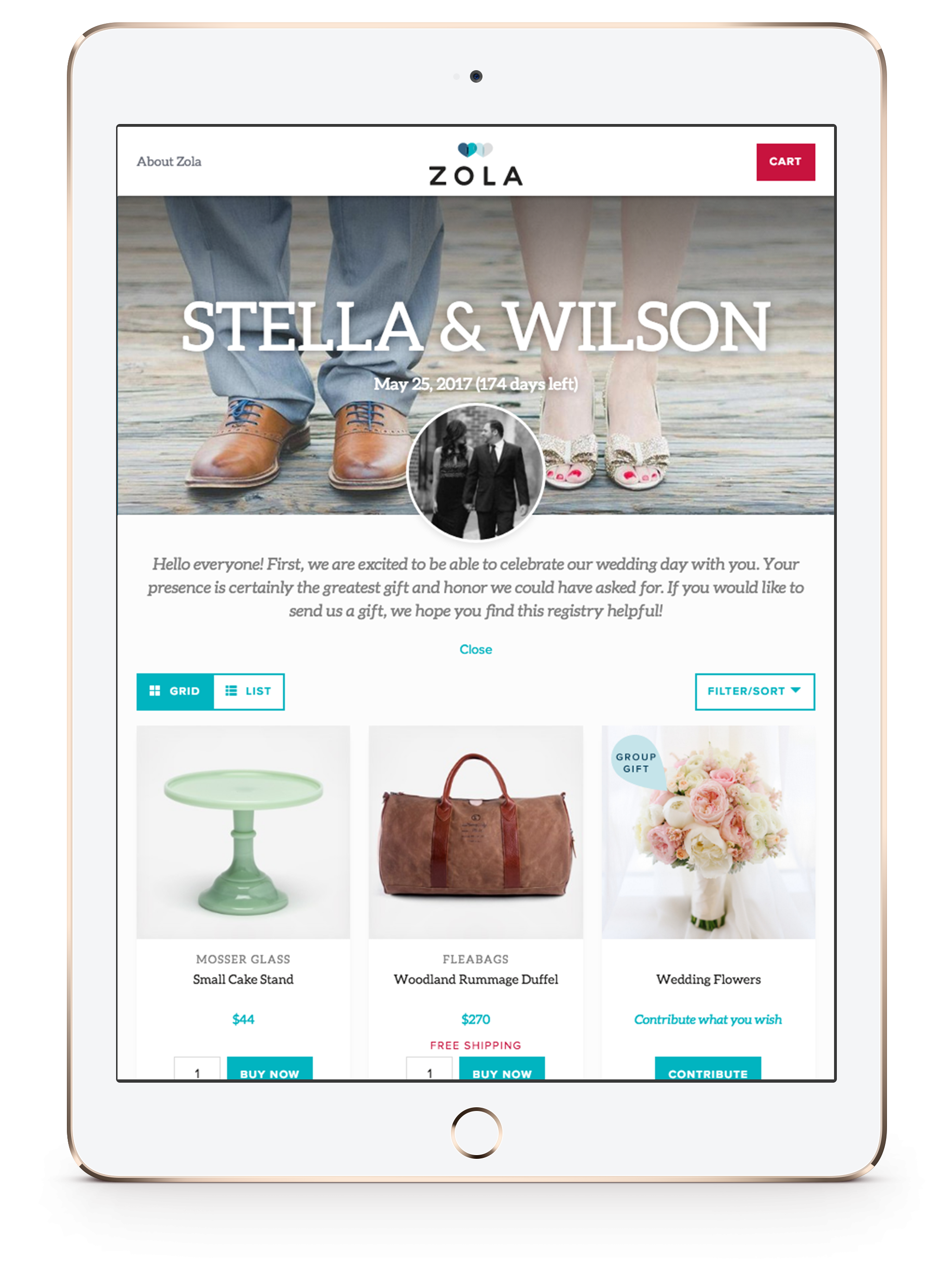 Why Mobile Wedding Registries Now Include Bitcoin