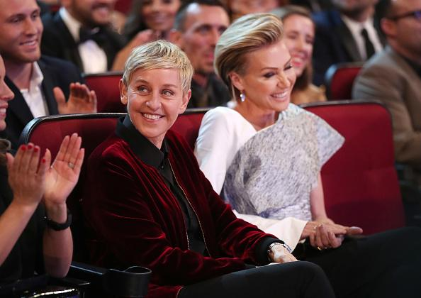Ellen DeGeneres Posts Sweet 9th Anniversary Tribute To Wife Portia De Rossi