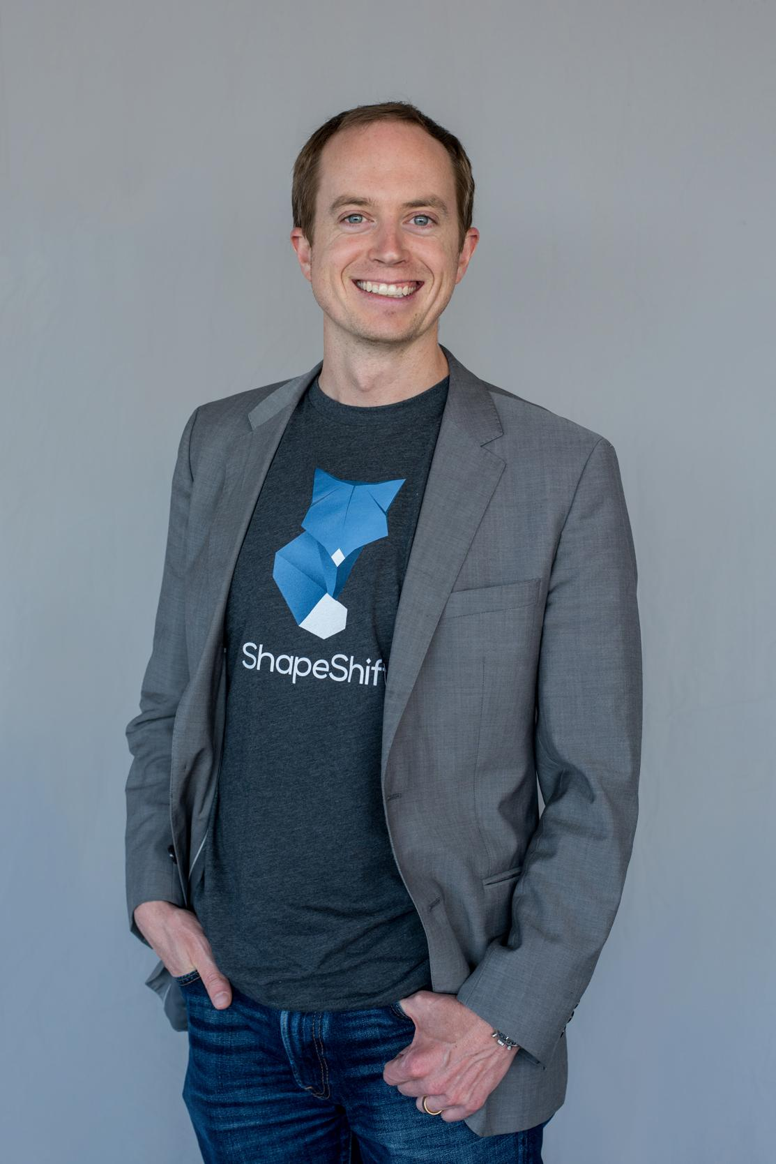ShapeShift CEO Erik Voorhees