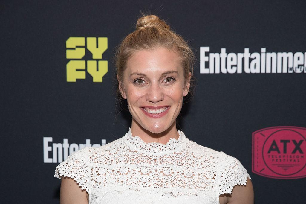'Battlestar Galactica' Star Katee Sackhoff Set for 'The Flash'