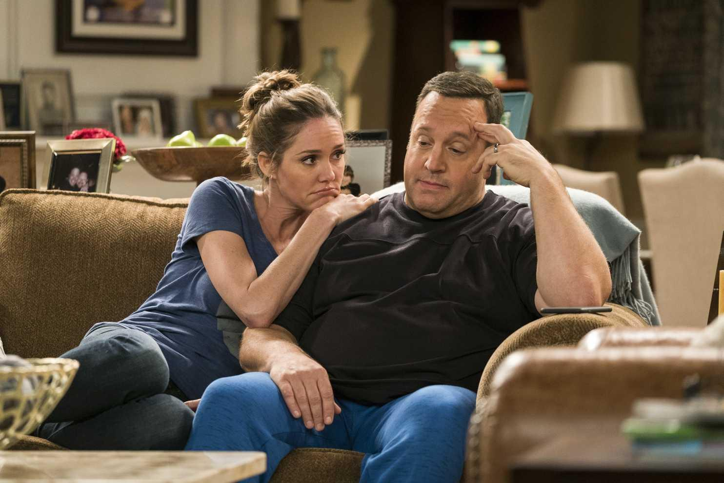 'Kevin Can Wait' executive producer defends decision to kill off character
