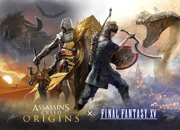 Assassin's Creed:Final Fantasy XV