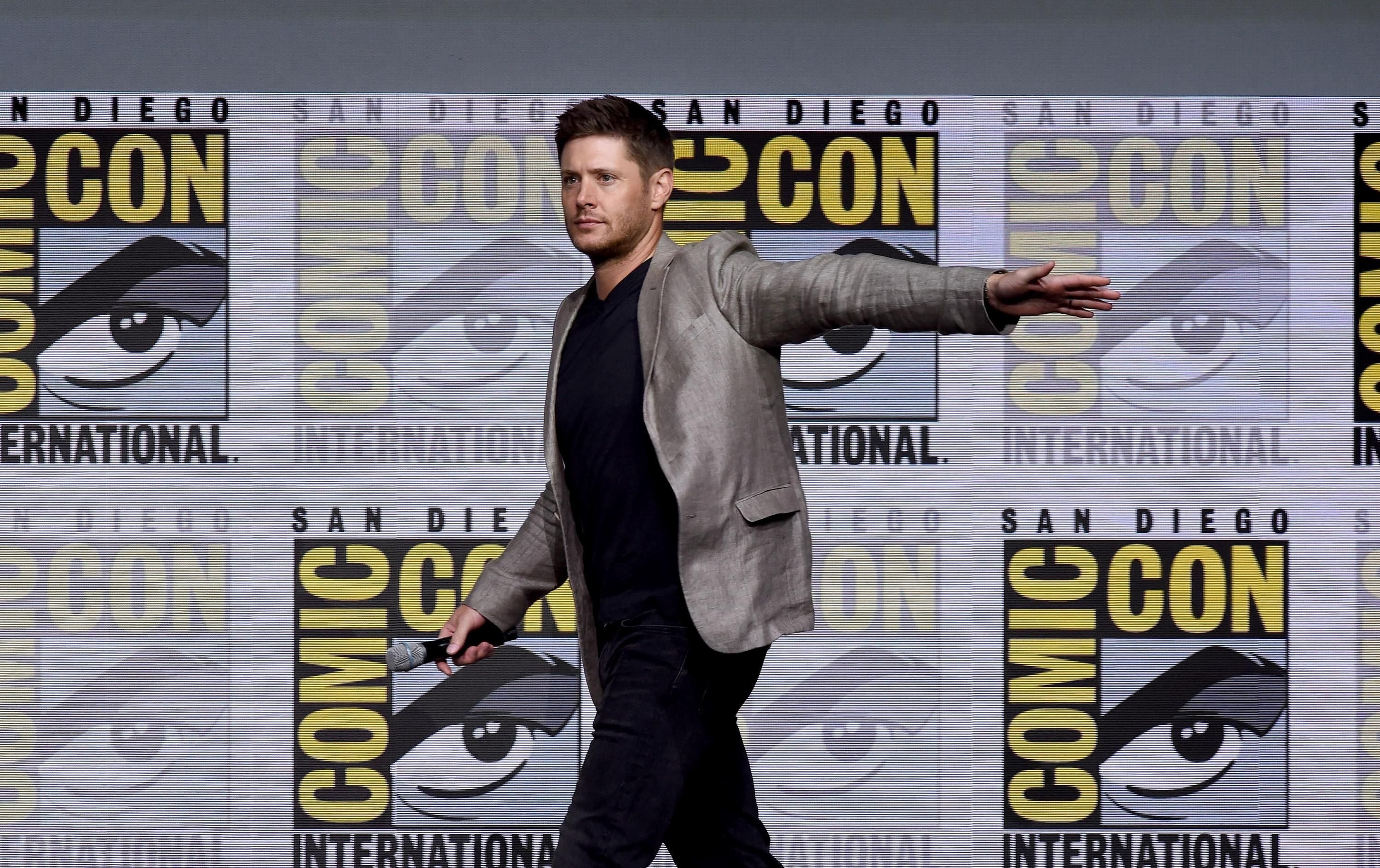 'Supernatural' star Jensen Ackles turning super in 'The Boys: Season 3'