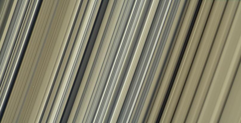 high quality saturn ring cassini