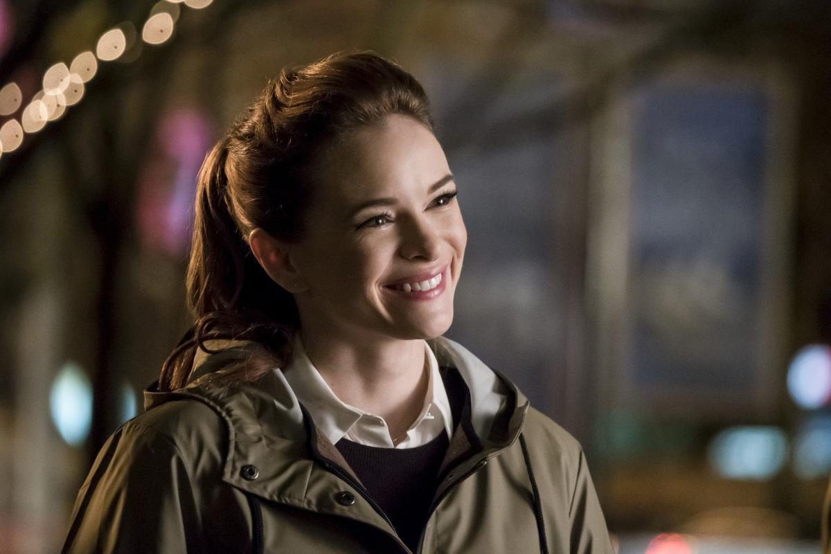 'The Flash' Season 4: Danielle Panabaker Talks About Danny Trejo, Katee Sackhoff