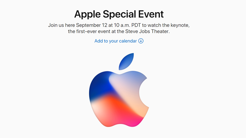 Apple September 2017 event live stream live blog iPhone 8 iPhone x iOS 11 new Apple Watch every detail everything announced
