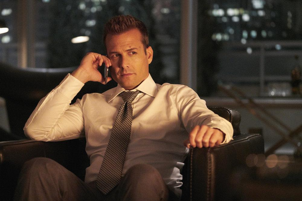 Gabriel Macht as Harvey