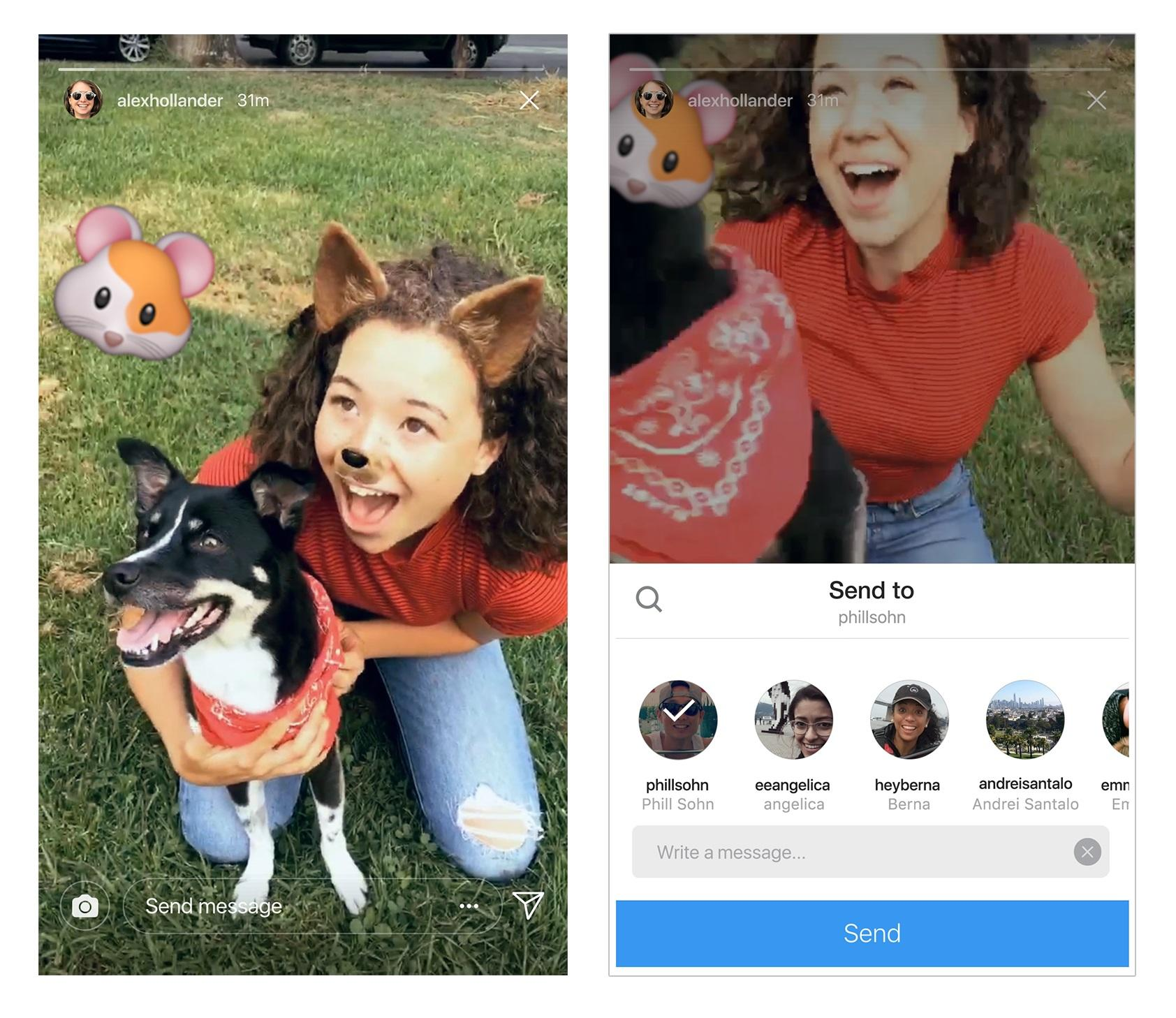 Instagram Stories get Canvas ad format from Facebook
