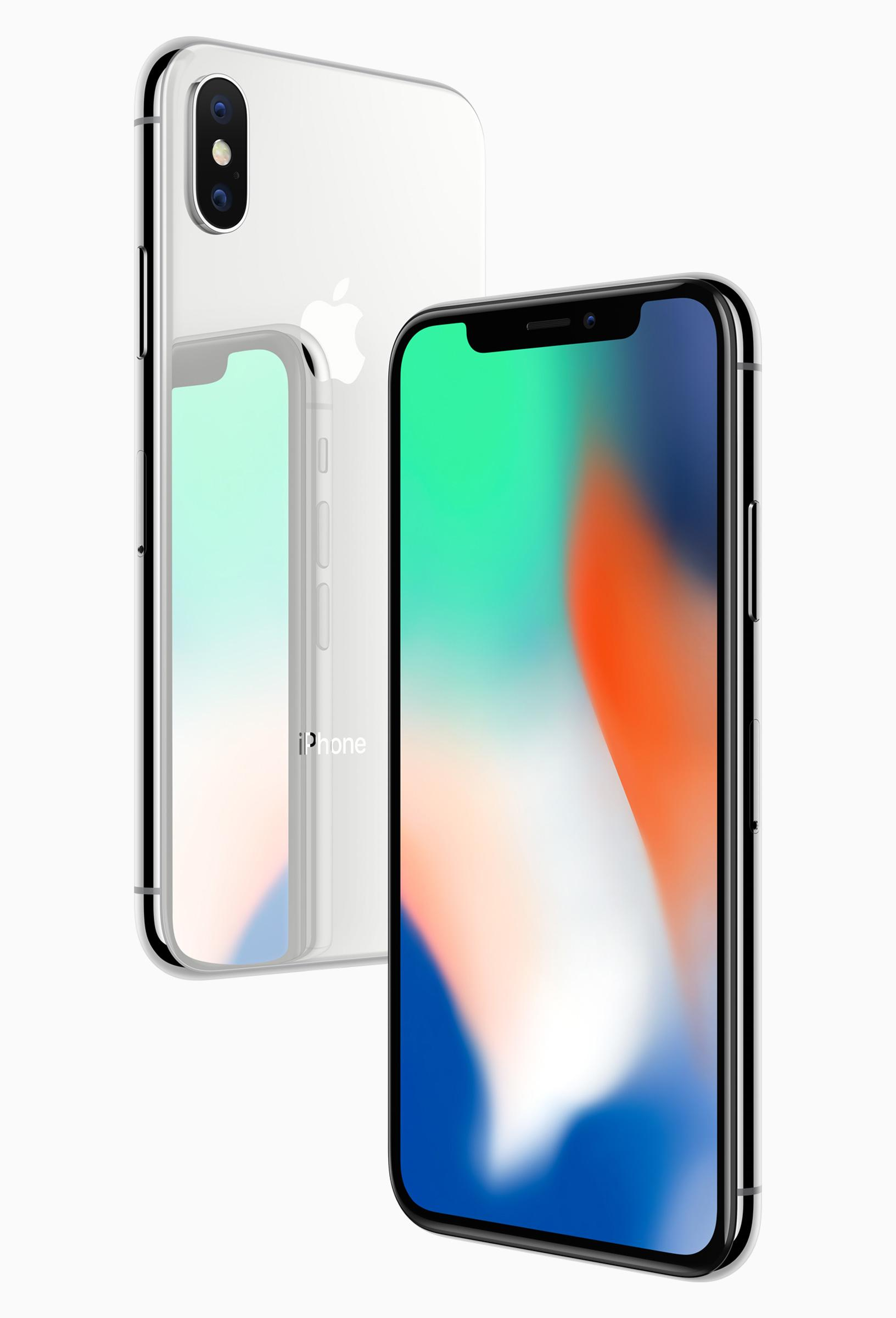 iphone X apple reveal