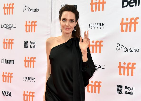 Angelina Jolie: I'm stronger after my hard times