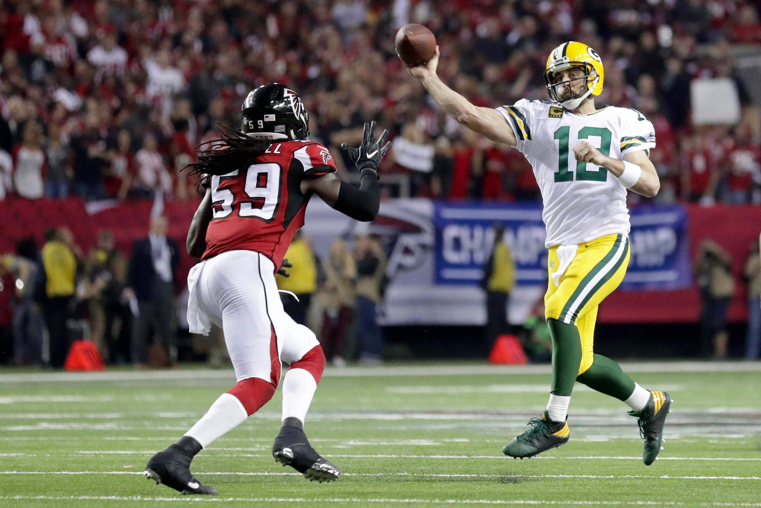 Falcons Vs Packers 2020 Prediction Line Over Under For Monday Night Football Game