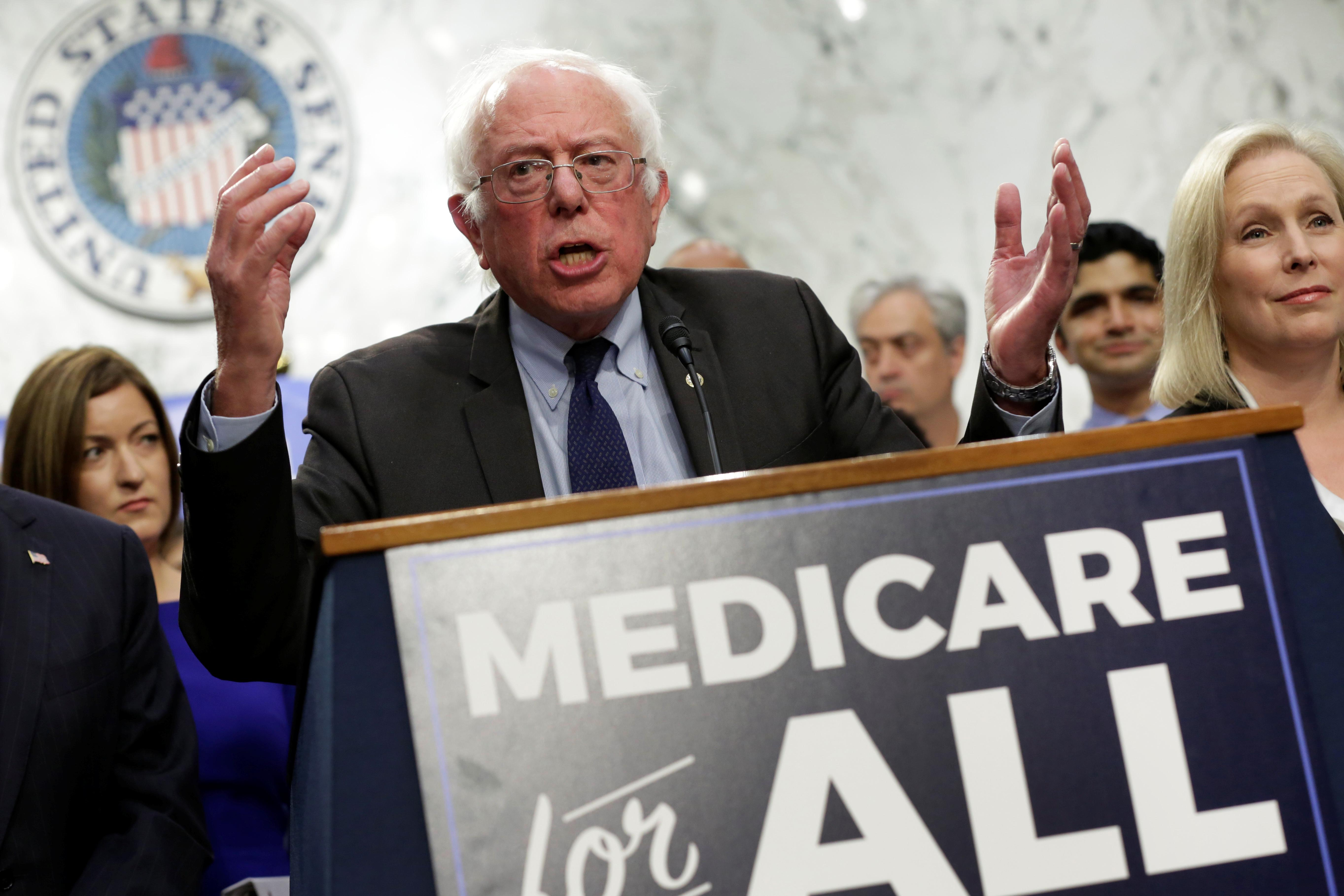 A 'Medicare for all' would be cost efficient