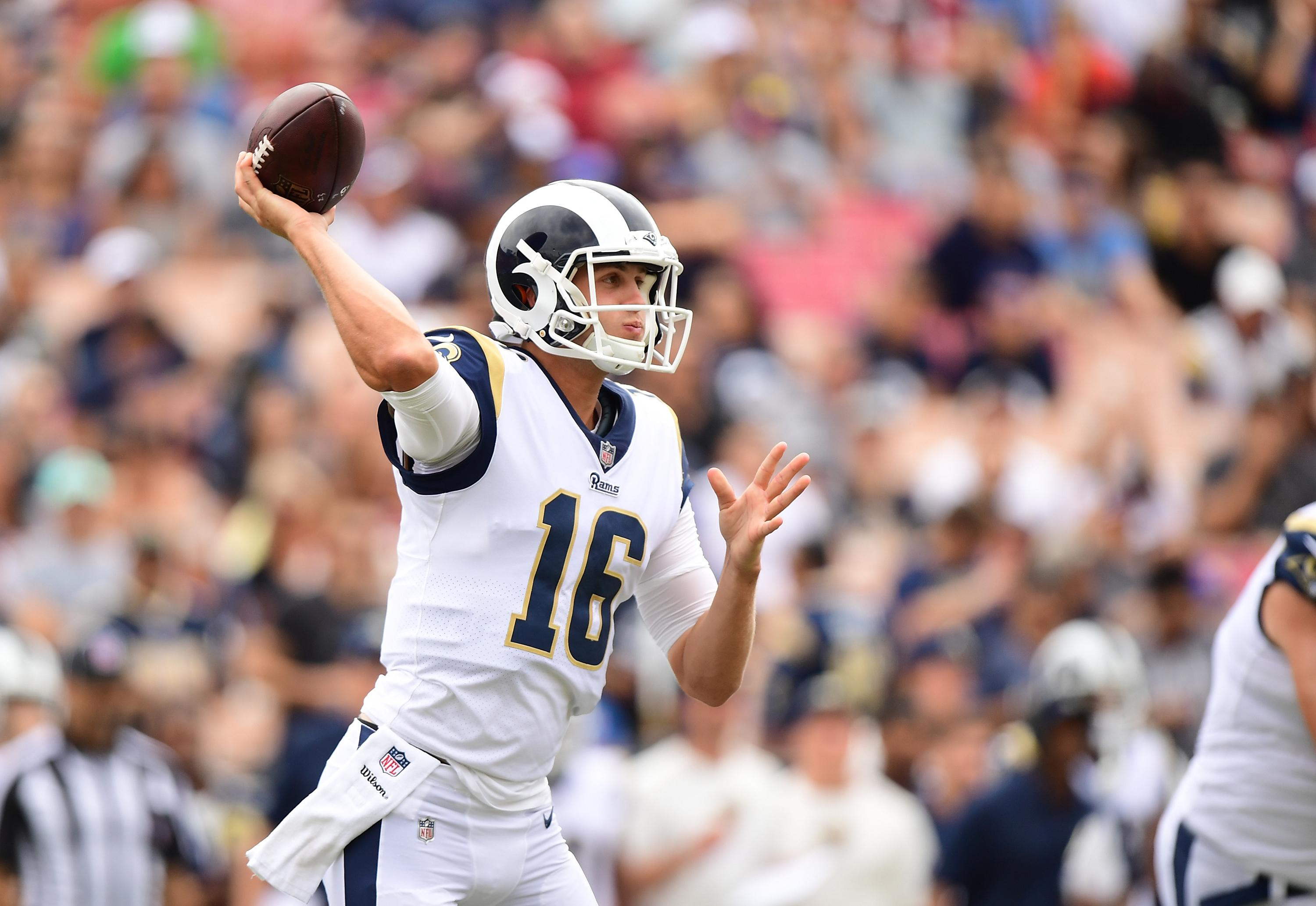 LA Rams vs  San Francisco 49ers: Thursday Night Football