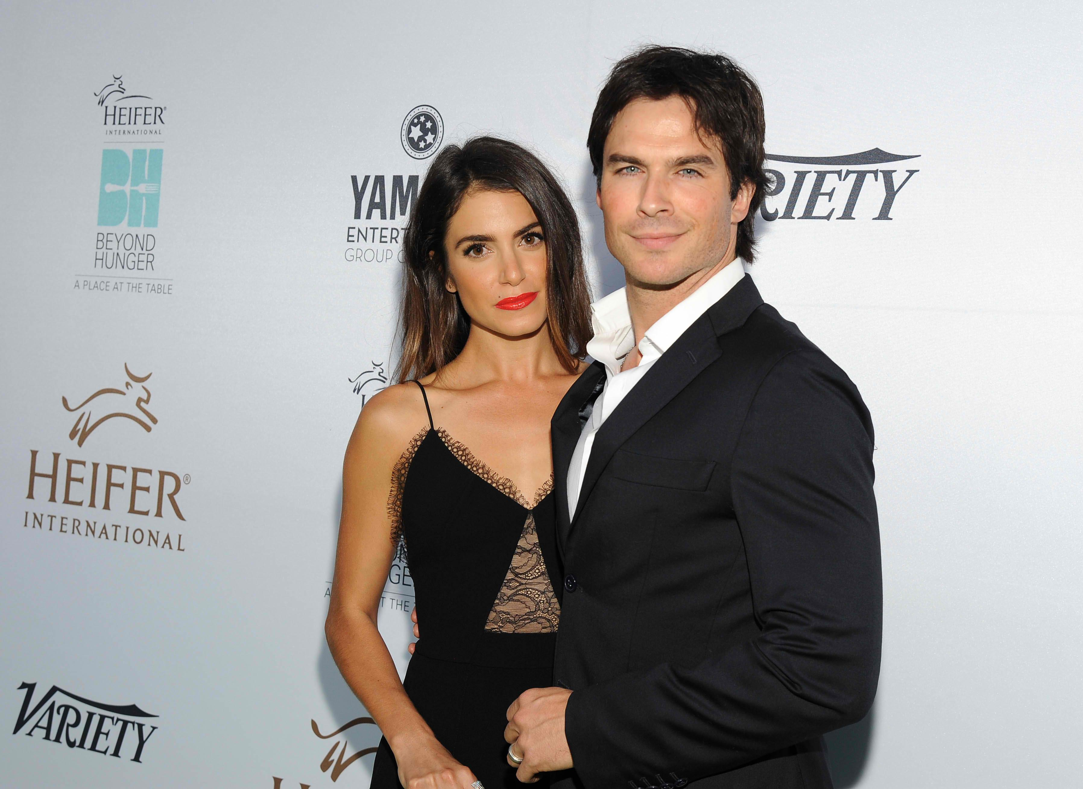 Nikki Reed and Ian Somerhalder Apologize for Birth Control Controversy
