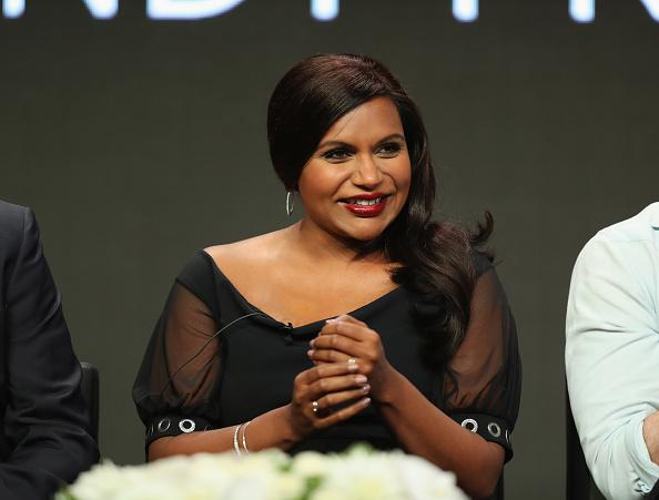 I know I'm gonna be a dorky mom: Mindy Kaling
