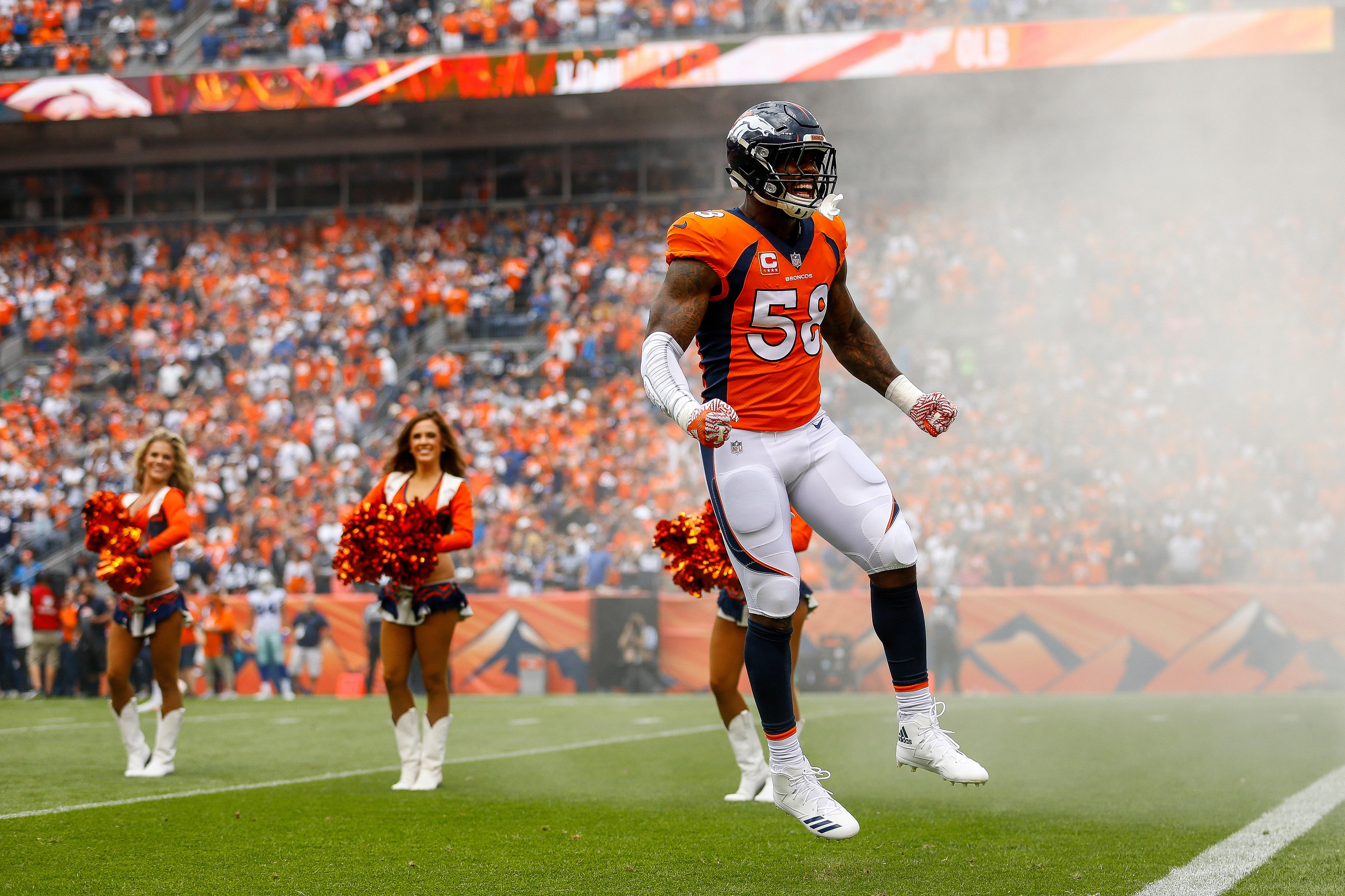 reputable site 99f03 5e43e Chicago Bears vs. Denver Broncos 2019: Prediction Against ...