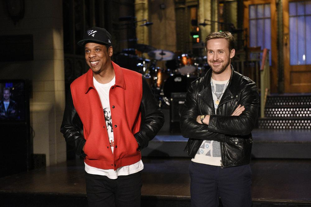 Ryan Gosling And Jay-Z Headline Season Premiere Of 'Saturday Night Live'