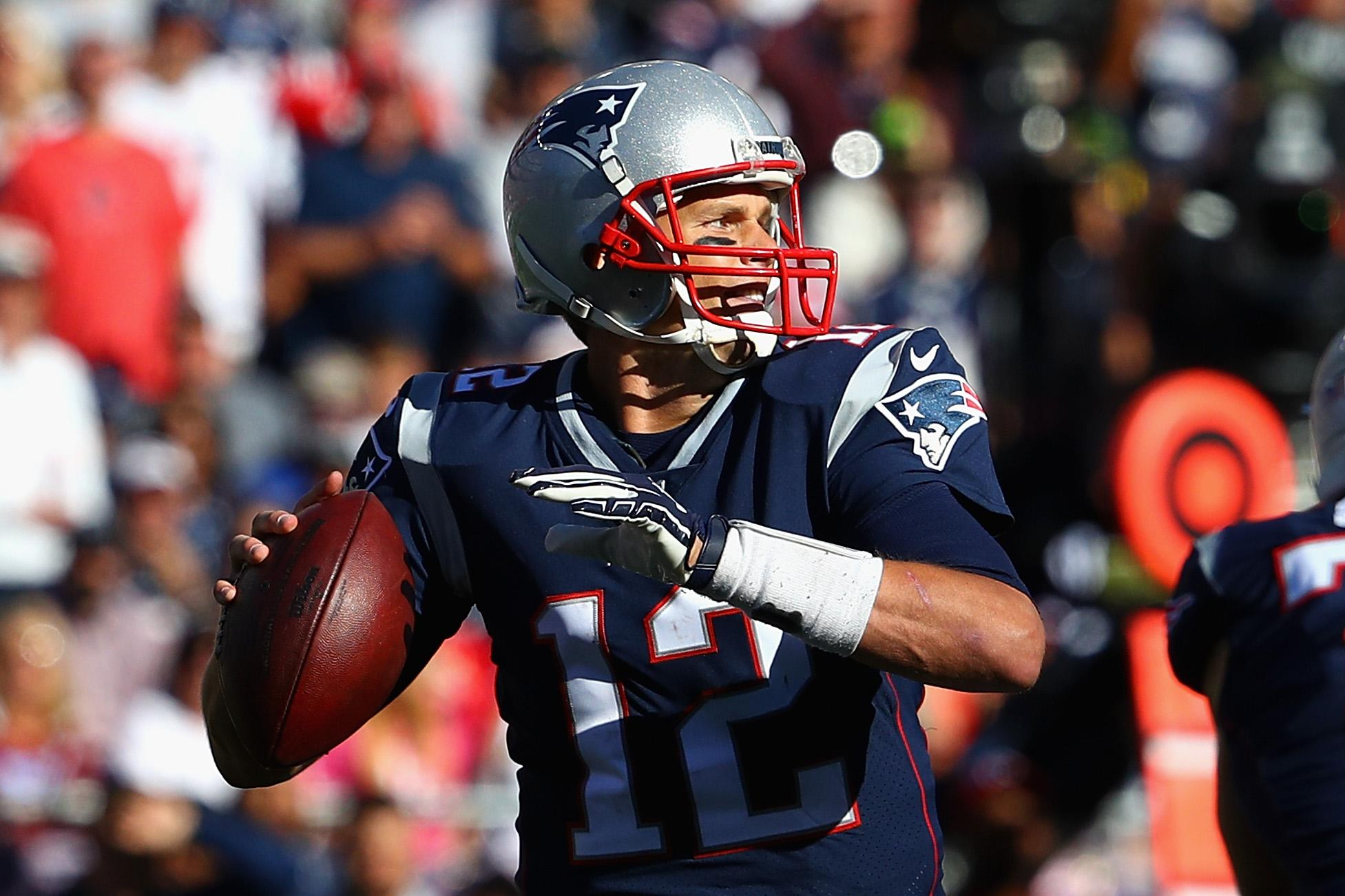 New England Patriots v. Tampa Bay Buccaneers projections and predictions