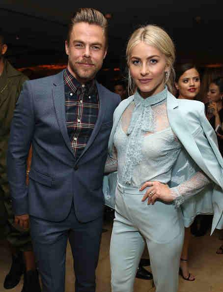 Did Julianne Hough Just Hint At Derek Hough, Hayley Erbert ...