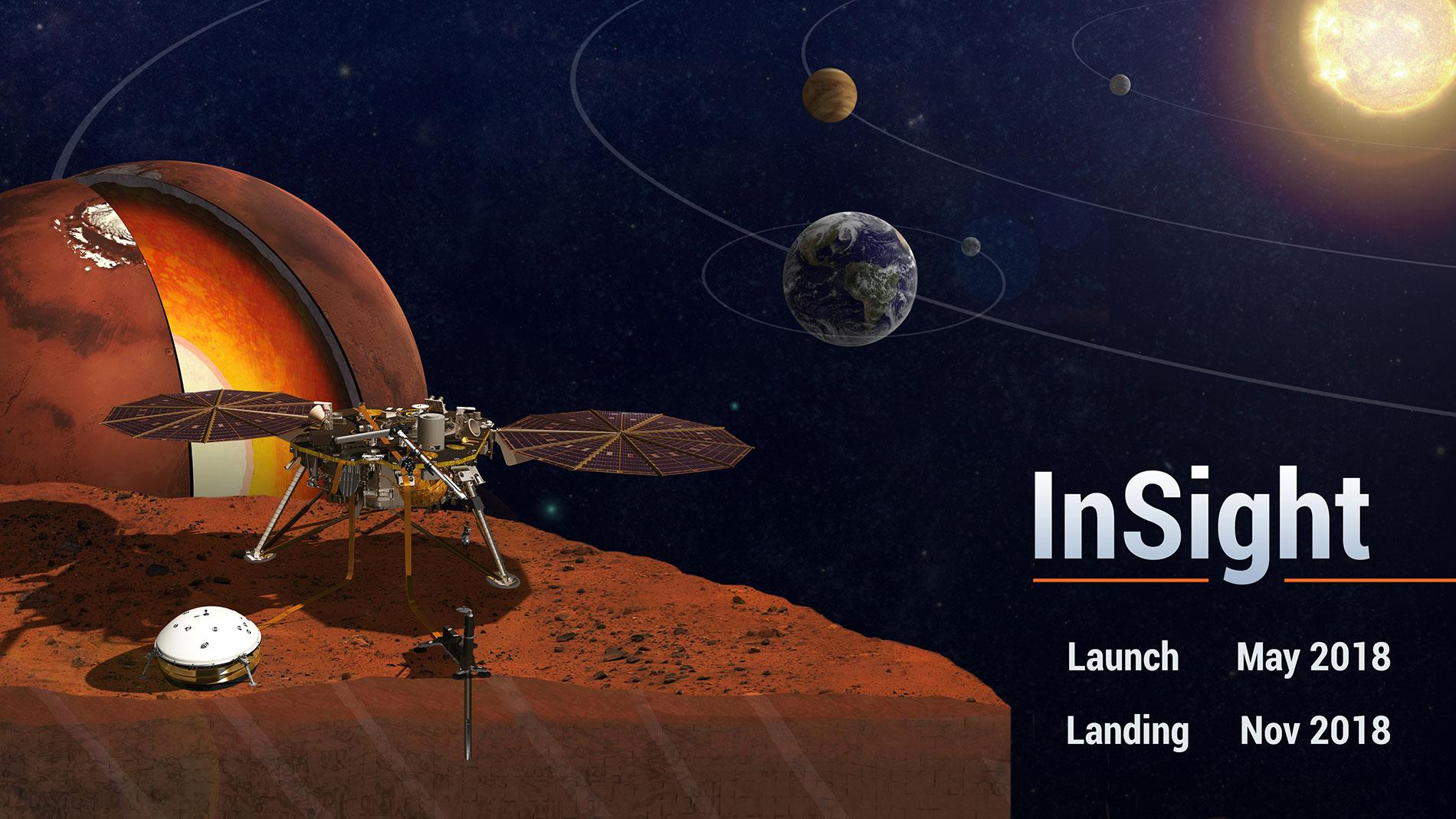 Mars Insight Mission will take your name to the Red planet