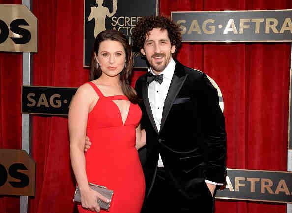 'Scandal' Star Katie Lowes Welcomes Her First Baby Gladiator