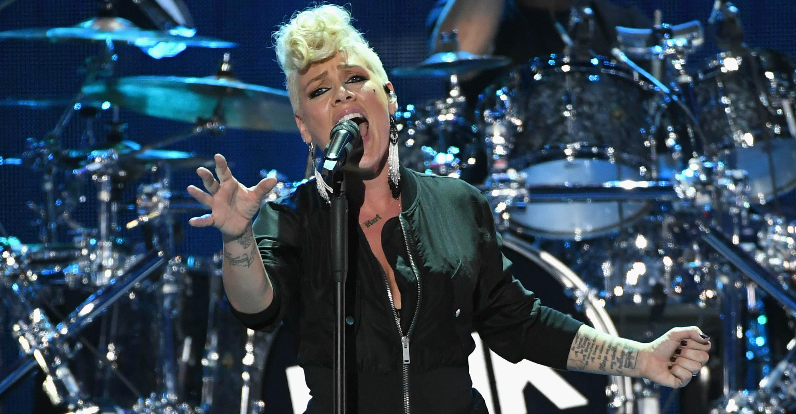 Image result for Pink 2018 tour