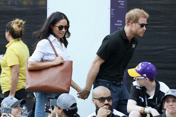 Meghan Markle and prince Harry : there is marriage in the air ! - Here