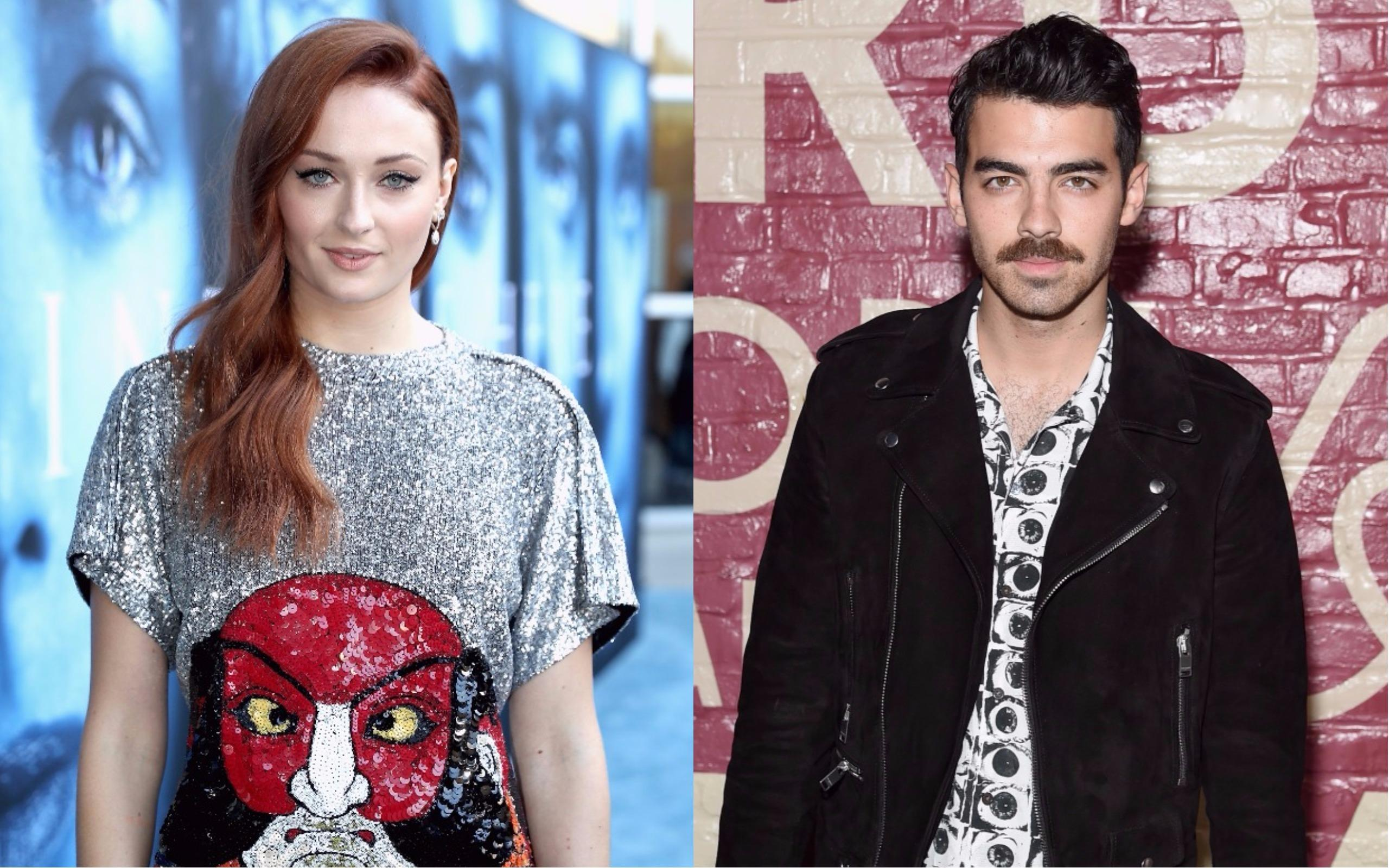 Sophie Turner Joe Jonas engaged