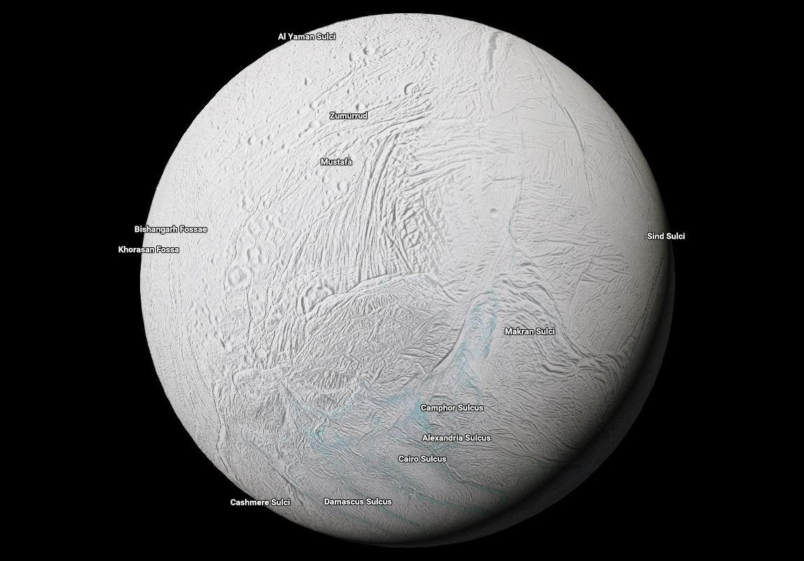 Google Maps goes interplanetary, adds Pluto, Venus, and a bunch of moons